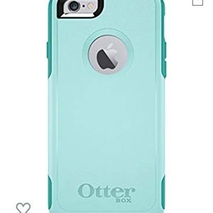 OtterBox COMMUTER SERIES iPhone 6/6s Teal Case